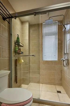 4平米衛生間玻璃浴室裝修效果圖