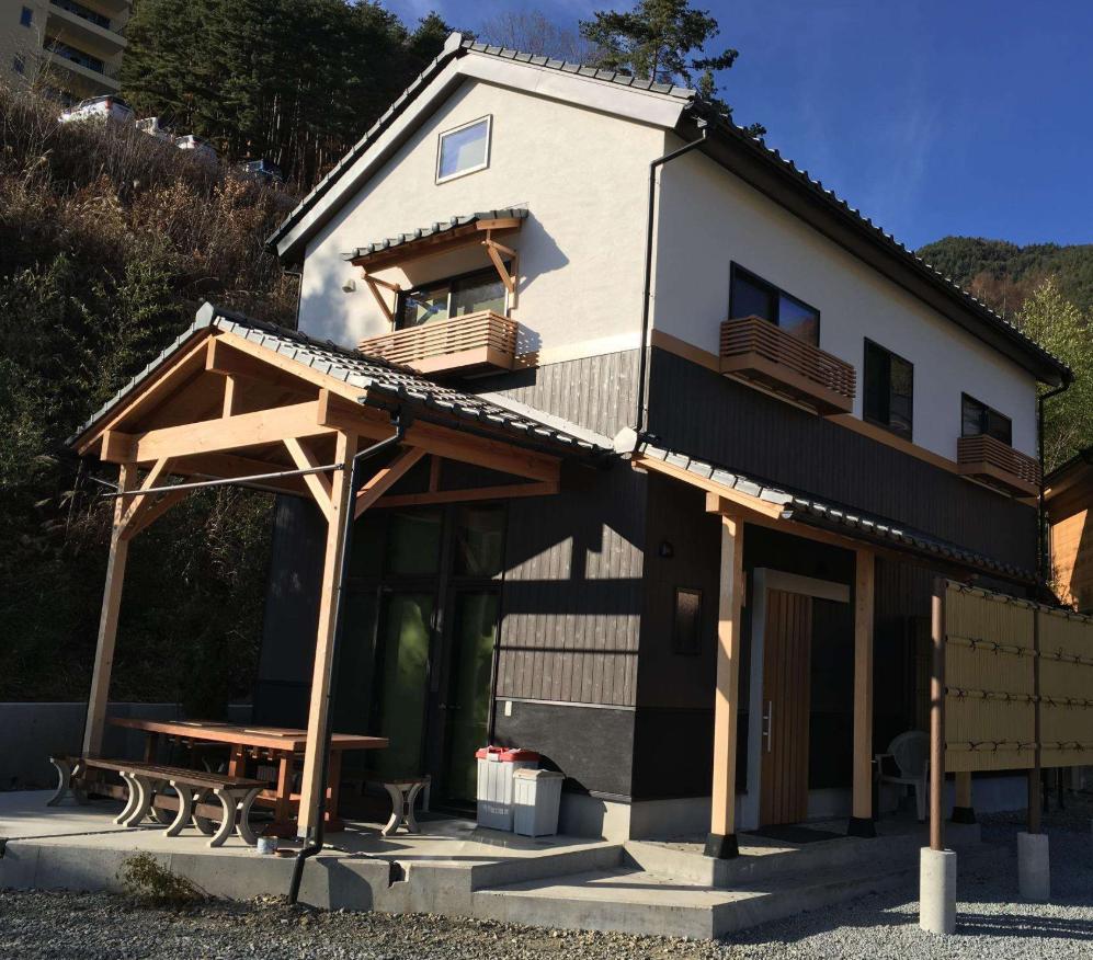 258平米日式乡村别墅装修效果图
