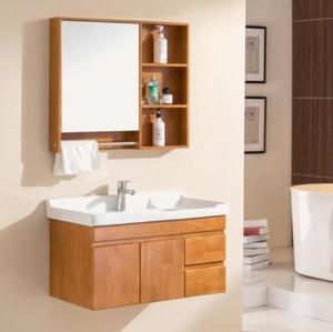 110平米三室一廳衛生間鏡柜裝修效果圖