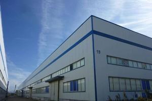 2000平米雙層大型彩鋼廠房裝修效果圖