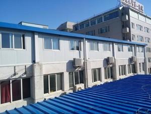 800平米兩層樓彩鋼房裝修效果圖