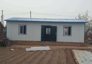 180平米小型彩鋼房裝修效果圖