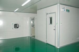 凈化廠房門裝修效果圖