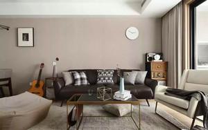 100平米客廳家具搭配裝修效果圖
