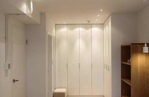 280平米朴素风格更衣室装修效果图