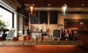 200平米精致风格咖啡屋装修效果图