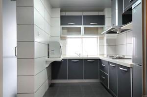 6平米廚房踢腳線裝修效果圖