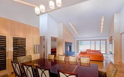 260平米現代都市風格別墅客廳陽臺隔斷圖片價格表