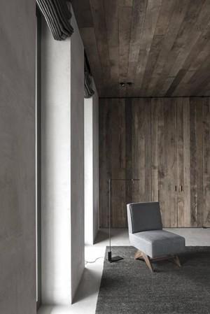 80平米房子閣樓木板吊頂裝修效果圖