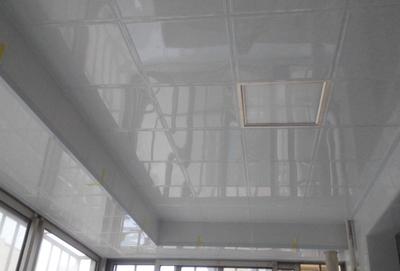幼儿园卫生间吊顶日式风格装修效果图