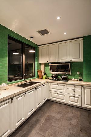廚房餐廳排氣扇安裝效果圖