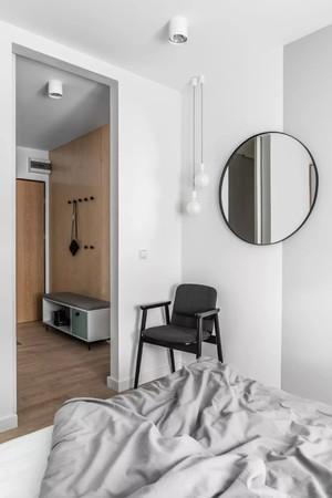 一居室現代2平玄關吊頂裝修效果圖