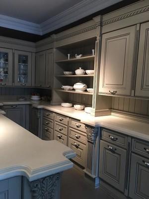 9平米廚房博洛尼櫥柜圖片