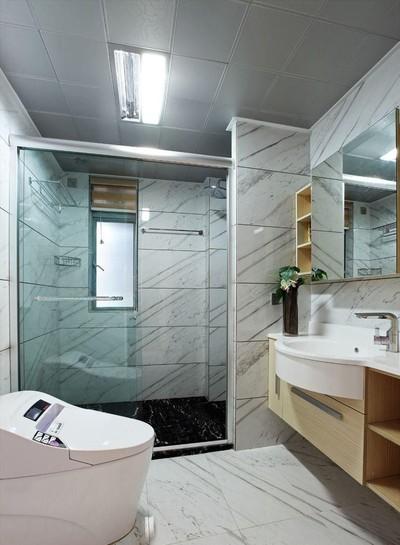 卫生间吸音板吊顶装修效果图