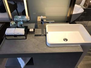 70平米簡約風格房子洗手池裝修效果圖