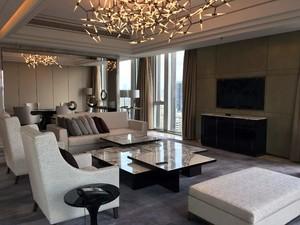 500平米古典風格總統套房裝修效果圖