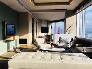 250平米現代風格總統套房裝修效果圖