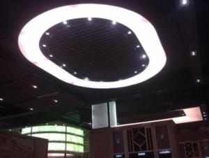 360平米軟膜吊頂裝修效果圖