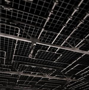 400平米鐵藝吊頂裝修效果圖