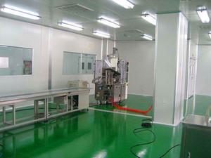 600平米食品工廠裝修效果圖