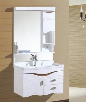 110平米三居室衛生間臺盆柜裝修效果圖