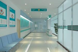 5000平合肥醫院走廊裝修效果圖