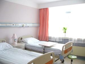 40平合肥醫院病房裝修效果圖