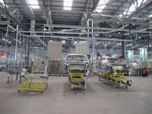 2000平工廠車間裝修效果圖