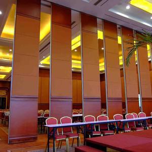 700平米飯店古典風格活動屏風隔斷裝修效果圖