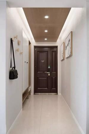 一居室現代簡約小玄關吊頂裝修效果圖大全