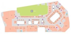 商场卫生间平面图