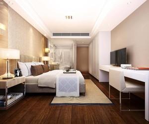 100平米卧室英伦风格装修效果图