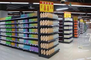 60平超市設計現代日式風格裝修效果圖