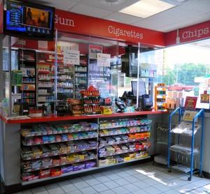 60平超市設計現代創意風格裝修效果圖