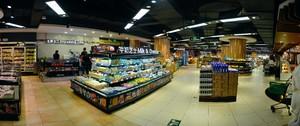 400平米超市現代風格裝修效果圖