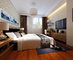100平米跃层新古典风格房间橱柜设计装修效果图