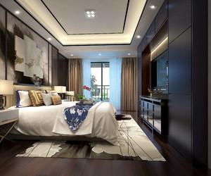 200平方别墅简欧式风格房间橱柜设计装修效果图