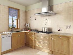 54平米小户型家庭橱柜设计装修效果图