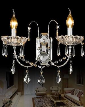 269平米复式欧式客厅壁灯装修效果图