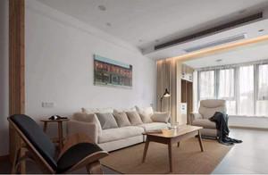 185平方房子客厅沙发隔断装修效果图