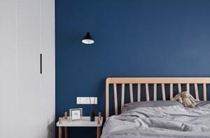 現代風格60平房屋臥室裝修效果圖