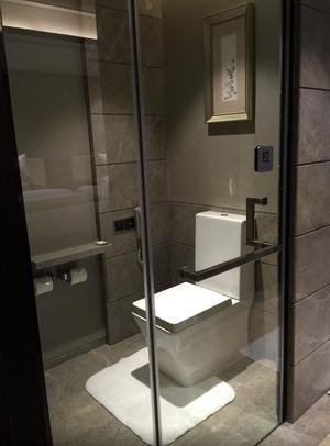 78平米小戶型現代風格房屋衛生間裝修效果圖