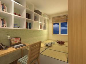 6平方臥室榻榻米簡約美式裝修效果圖