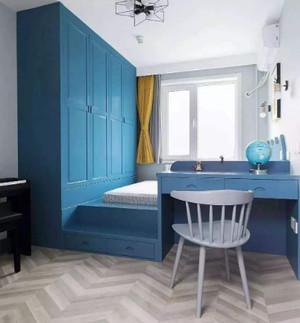 6平方臥室榻榻米中式古典裝修效果圖