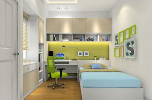 6平方臥室榻榻米后現代裝修效果圖