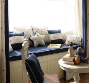 歐式榻榻米床臥室日式簡約裝修效果圖