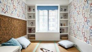 4平小臥室榻榻米北歐簡約裝修效果圖