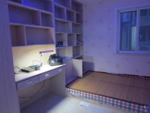 90平米两居室次卧榻榻米装修效果图
