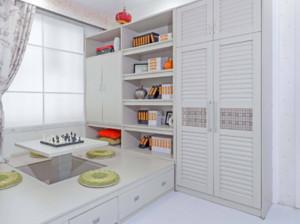 100平米两居室次卧榻榻米装修效果图