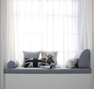 115平米大戶型臥室灰色榻榻米裝修效果圖